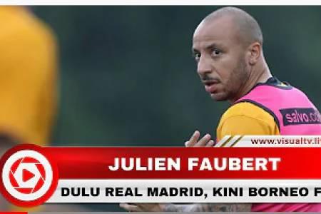 Julien Faubert, Pesepak Bola Eks Real Madrid yang Gabung Borneo FC