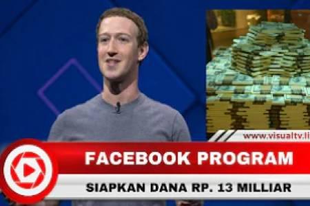 Facebook Berikan Rp 13,5 Miliar untuk Komunitas yang Bermanfaat