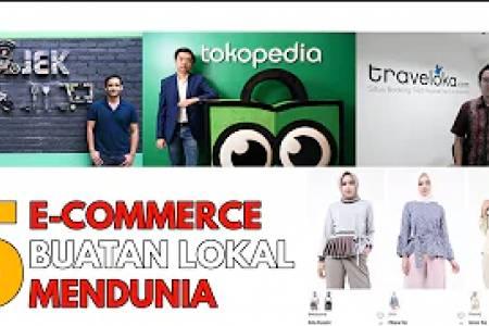 E-commerce Lokal yang Populer dan Mengalahkan Produk Asing