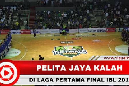 Kalah Laga Pertama, Pelita Jaya Optimistis Bangkit pada Laga Kedua Final IBL 2018