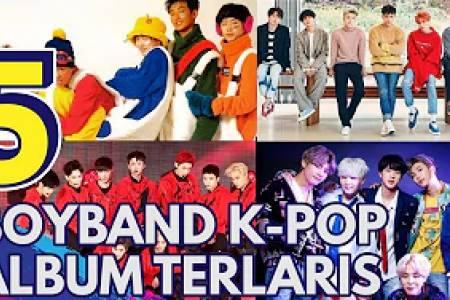 EXO, BTS atau Super Junior? Penjualan Album Boy Group K-Pop Terbanyak