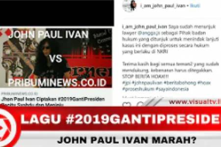 Dituduh Jadi Pencipta Lagu 2019 Ganti Presiden, Mantan Gitaris Boomerang Meradang
