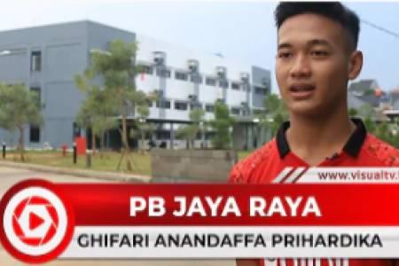 "Profil Ghifari Anandaffa Prihardika, Berawal Dari Kekhawatiran Orang Tua Bermain ""Tarkam"""