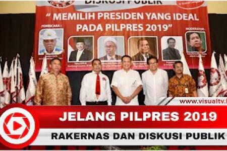 Sedulur Jokowi Gelar Rakernas dan Diskusi Publik Jelang Pilpres 2019