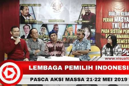 Pentingnya Sinergi Masyarakat, TNI dan Polri dalam Penanganan Aksi Masa Pasca Pilpres