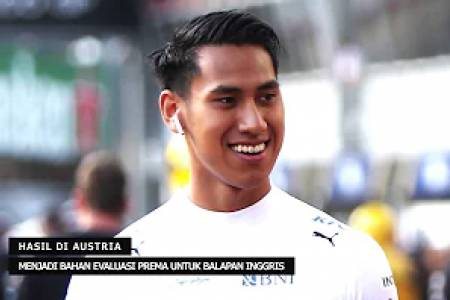 Review Balapan Pebalap Indonesia Sean Gelael di Formula 2 GP Austria 2019