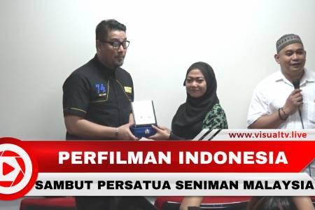 Kunjungan Persatuan Seniman Indonesia dan Malaysia, Bahas Perfilman Kedua Negara